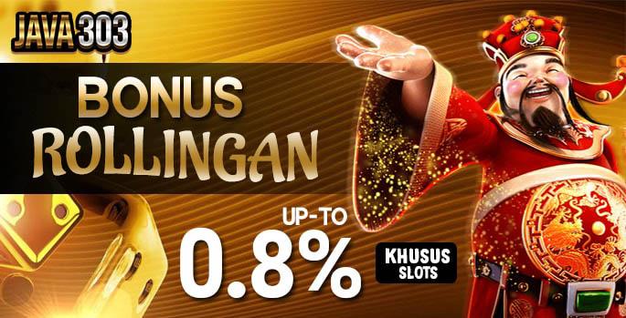 Java303 Situs Judi Slot Online Terpercaya Agen Casino Terbaik